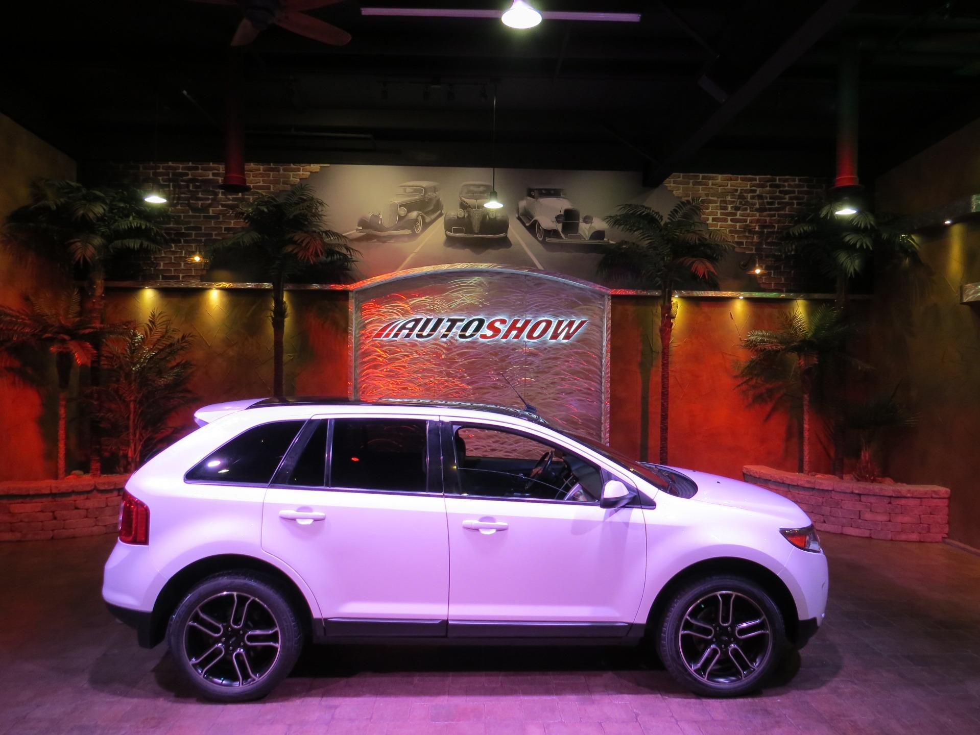 used 2013 Ford Edge car, priced at $19,800