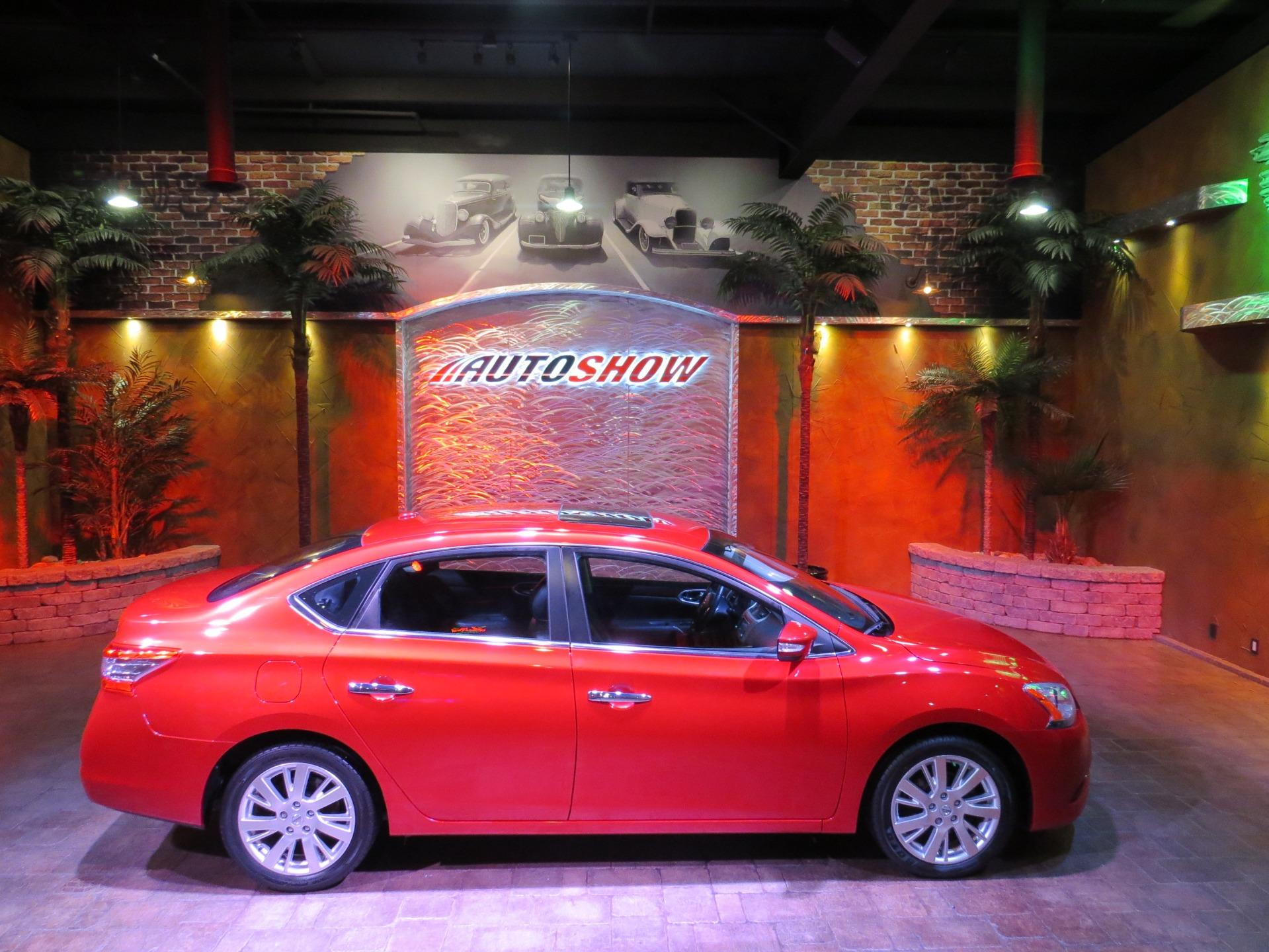 used 2014 Nissan Sentra car, priced at $14,980