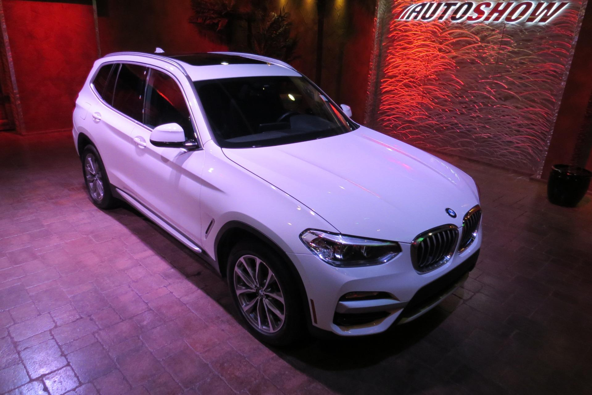 used 2019 BMW X3 car, priced at $49,800