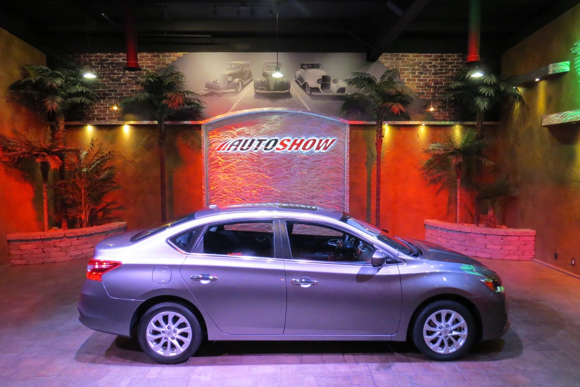 used 2018 Nissan Sentra car, priced at $17,450