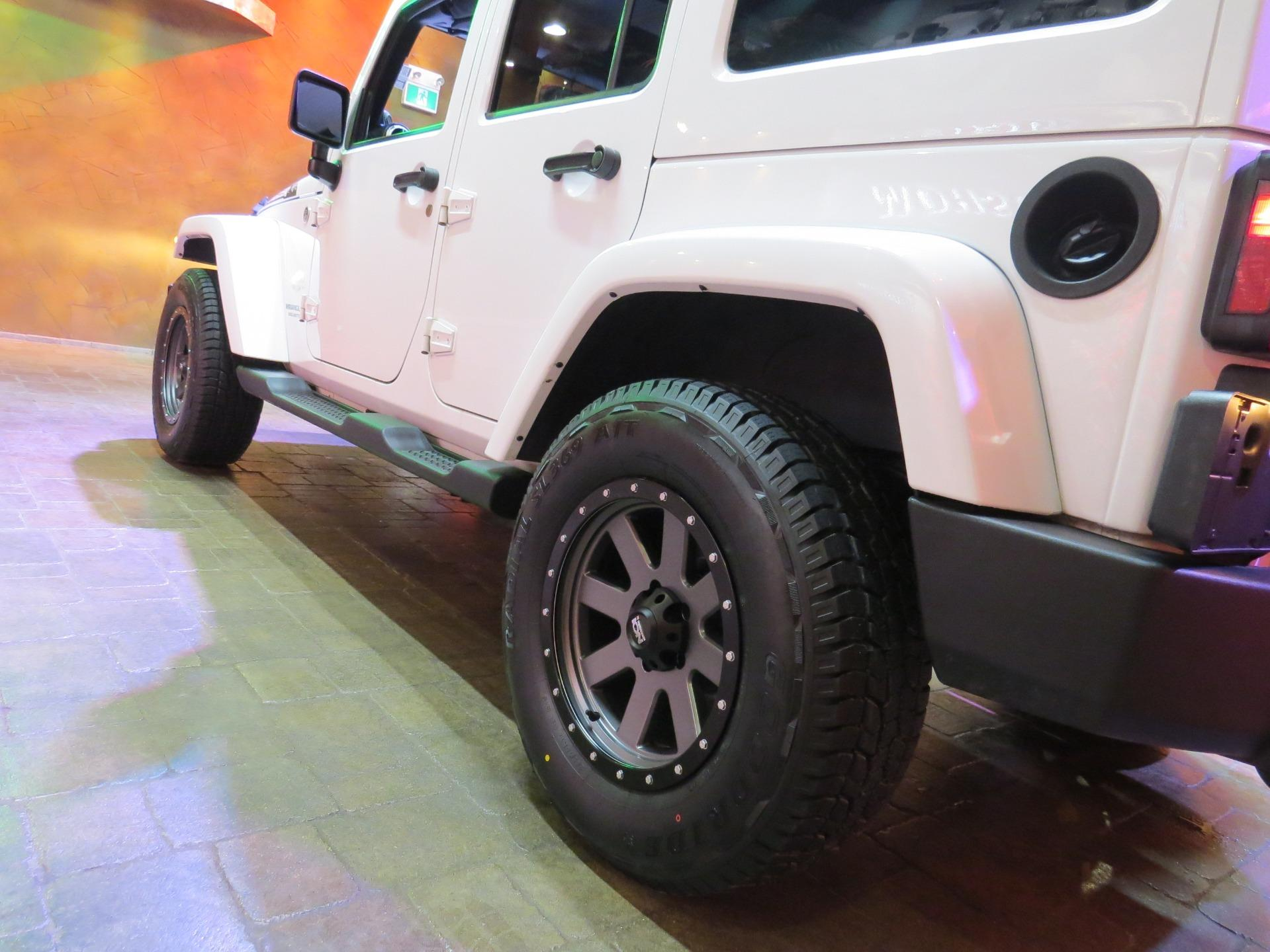 used 2013 Jeep Wrangler car, priced at $23,800