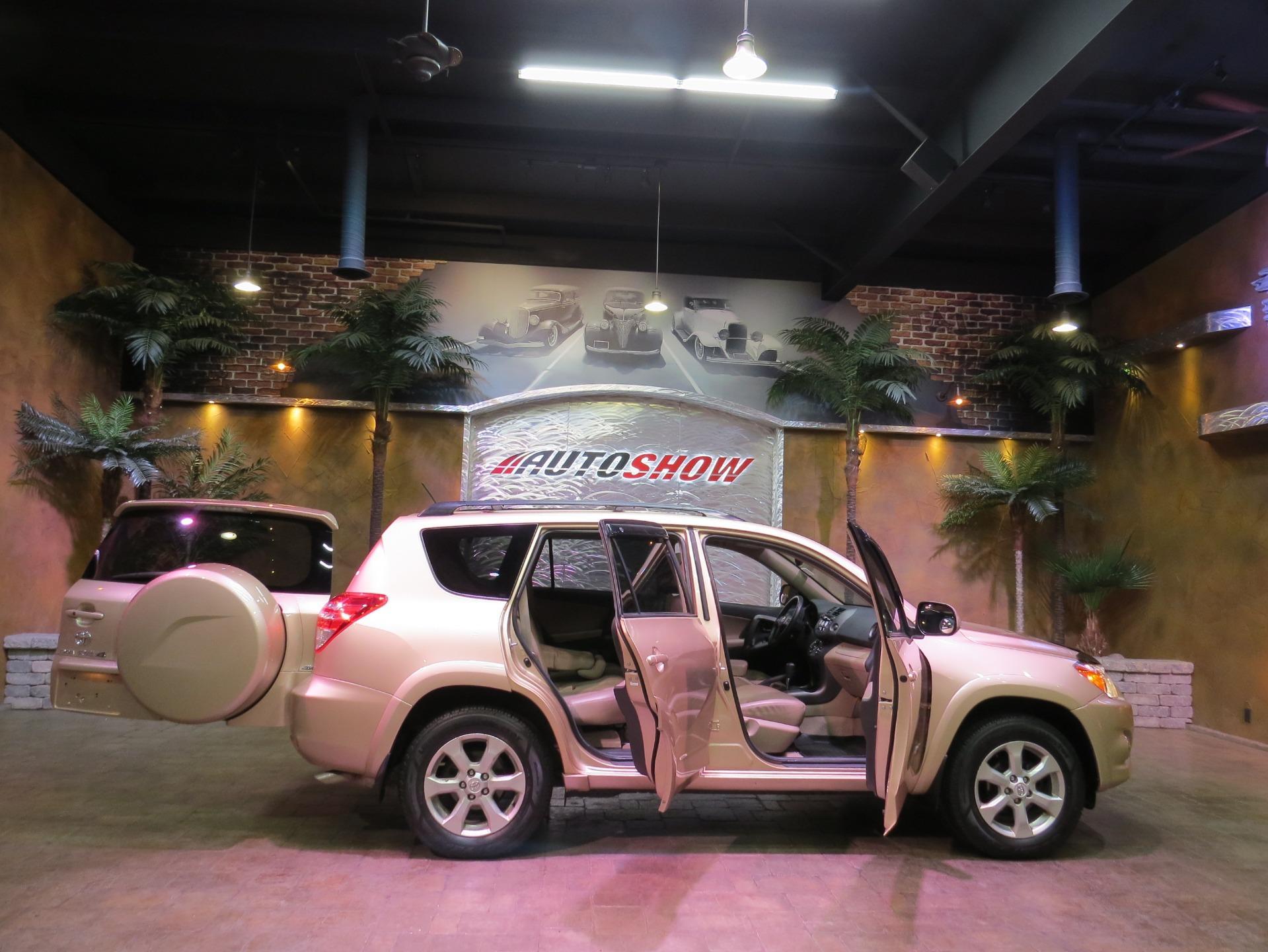 used 2009 Toyota RAV4 car, priced at $14,800