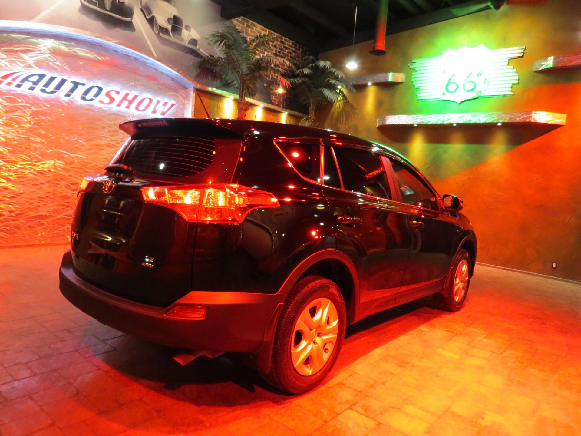 used 2014 Toyota RAV4 car, priced at $20,800