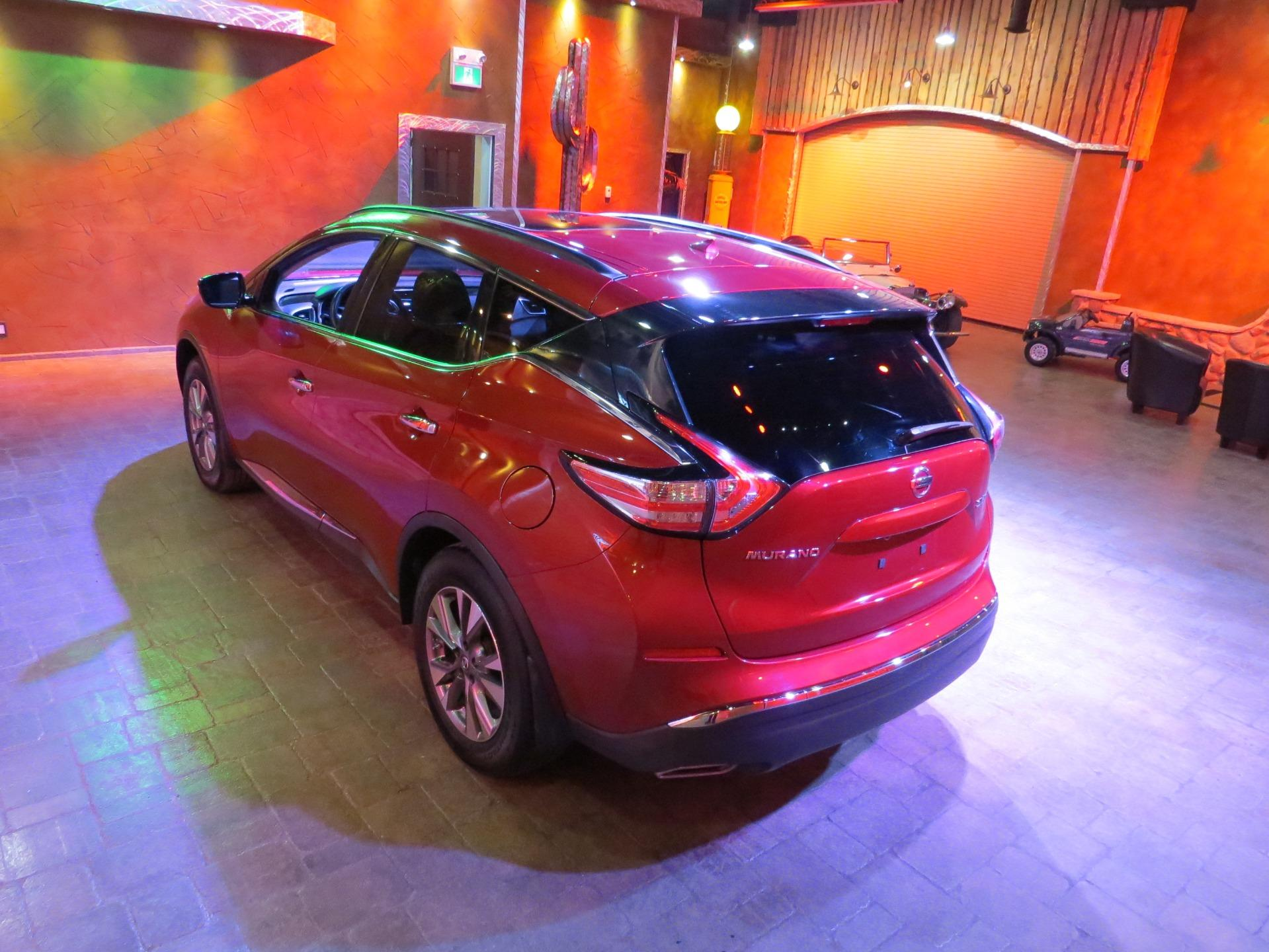 used 2015 Nissan Murano car, priced at $22,800