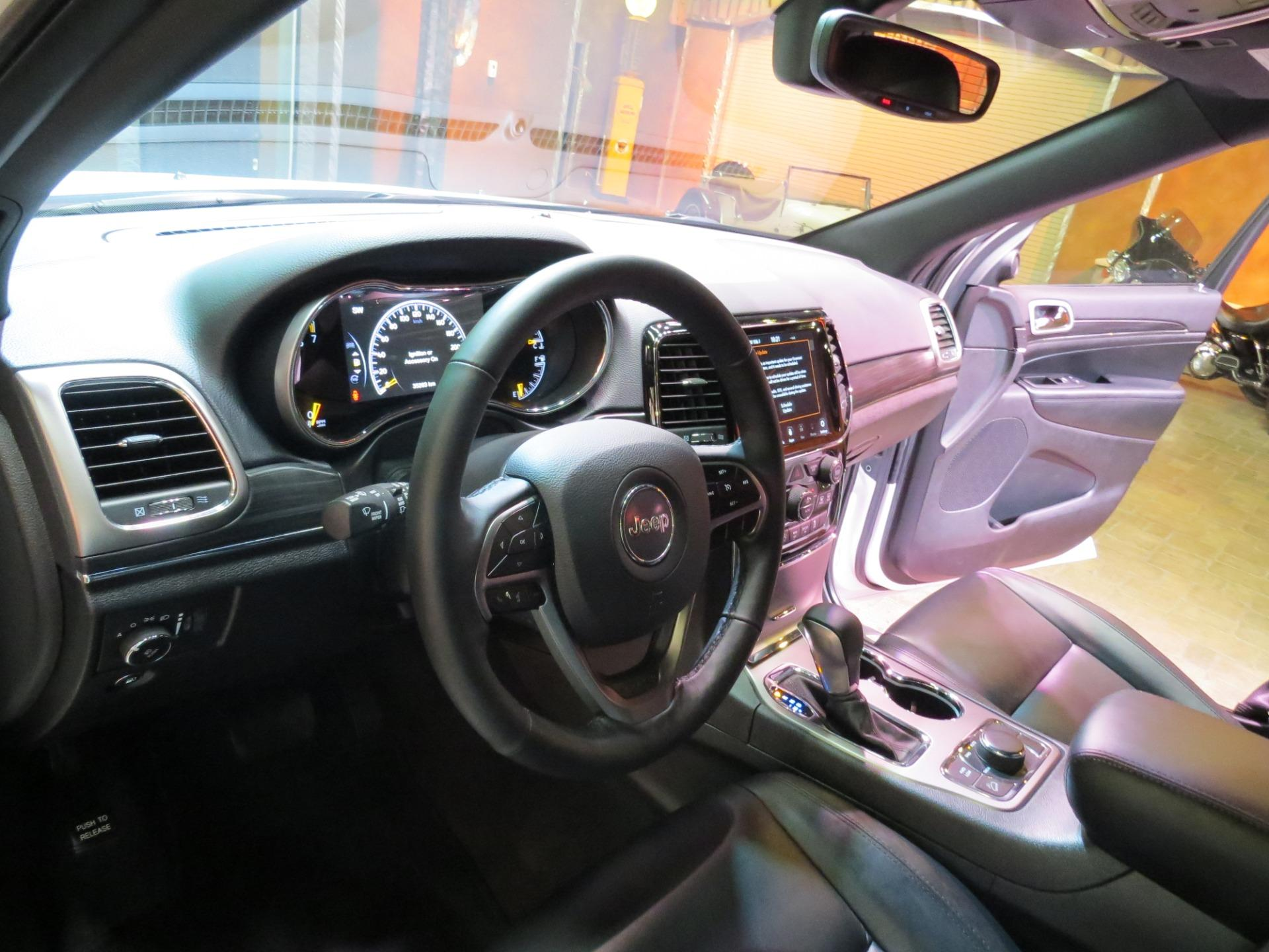 used 2019 Jeep Grand Cherokee car, priced at $38,600