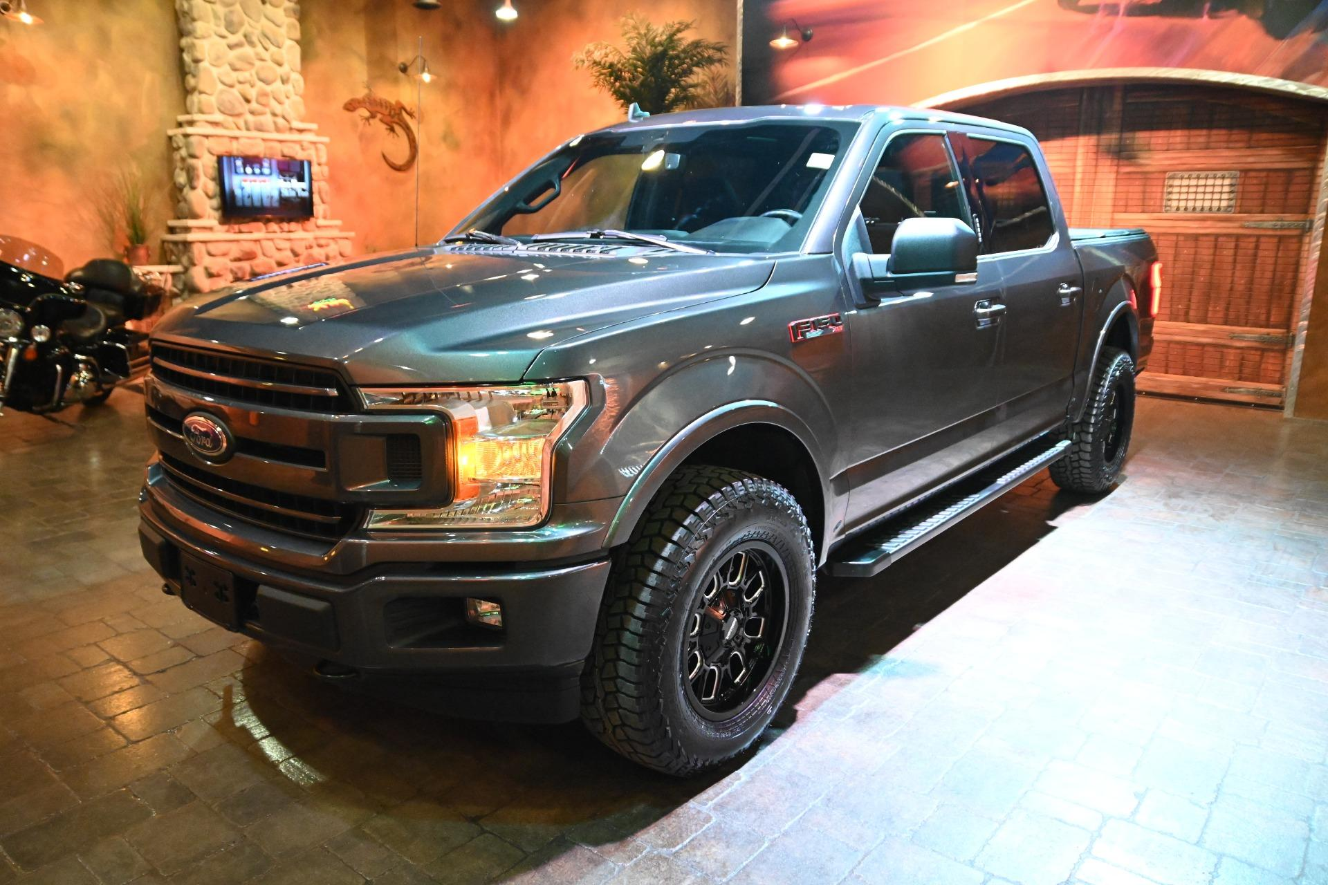used 2019 Ford F-150 car, priced at $47,800