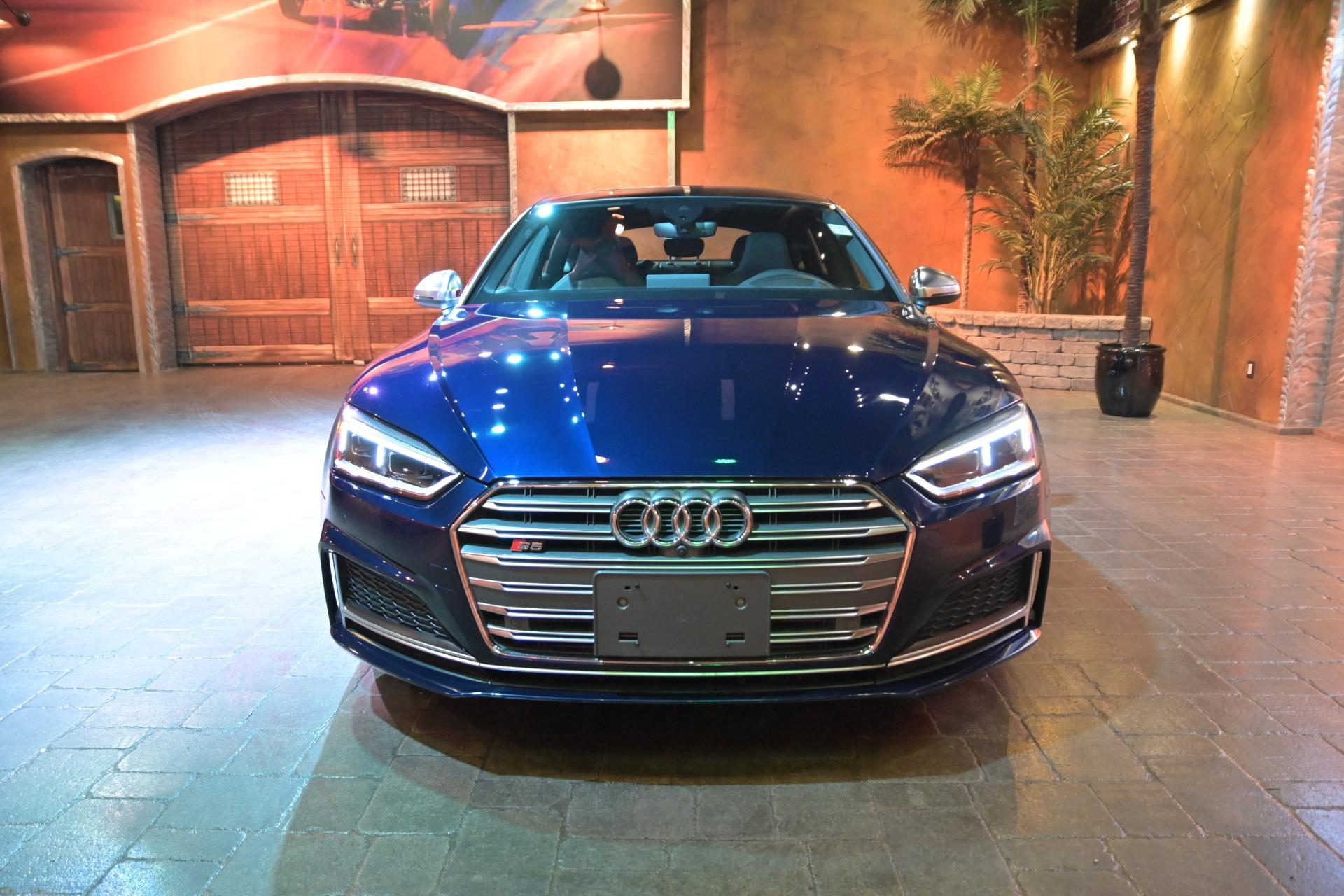 used 2018 Audi S5 Sportback car, priced at $48,600